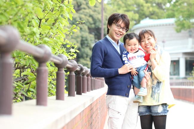 ロケーションフォト 家族写真