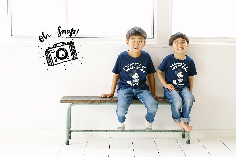 1st Birthday Studio撮影会