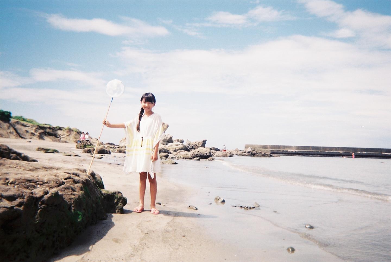 海で写ルンですが大活躍