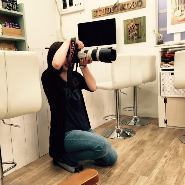 カメラマン